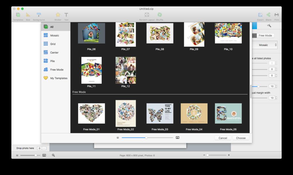 Best Mac Apps - Collageit 3