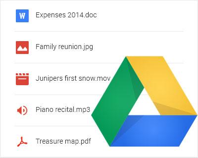 best mac apps -Google Drive