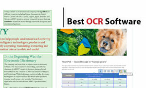 Top 10 Best OCR Software for Mac and Windows