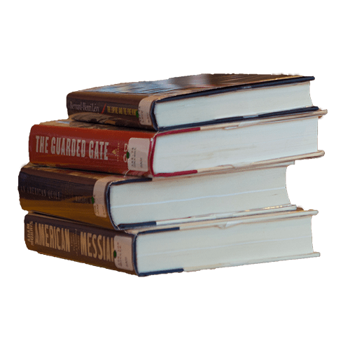 4 book stack