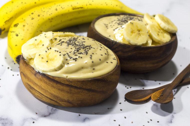 Helado de Banana