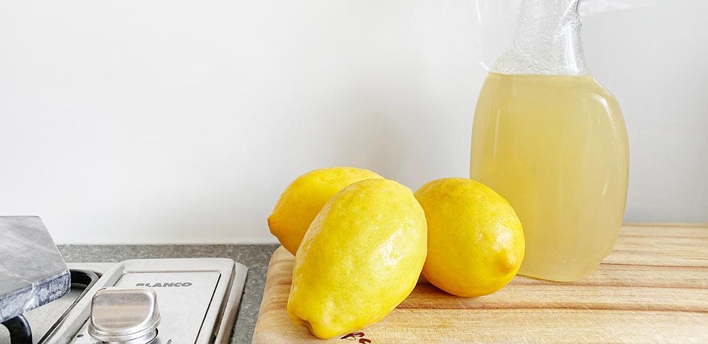 spray de limon