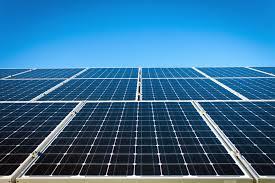 Healthy Solar Panel