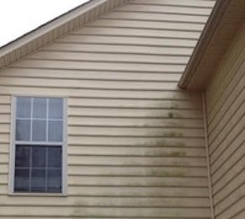 House Appearance Ruined | Stained Siding