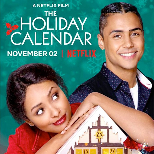 The Holiday Calendar, A Netflix Film Review