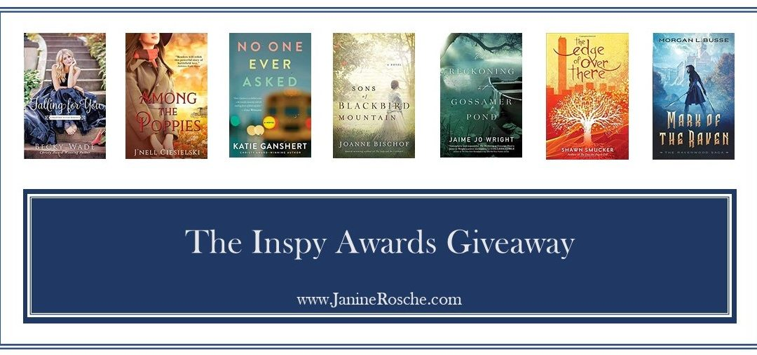 The Inspy Awards Giveaway