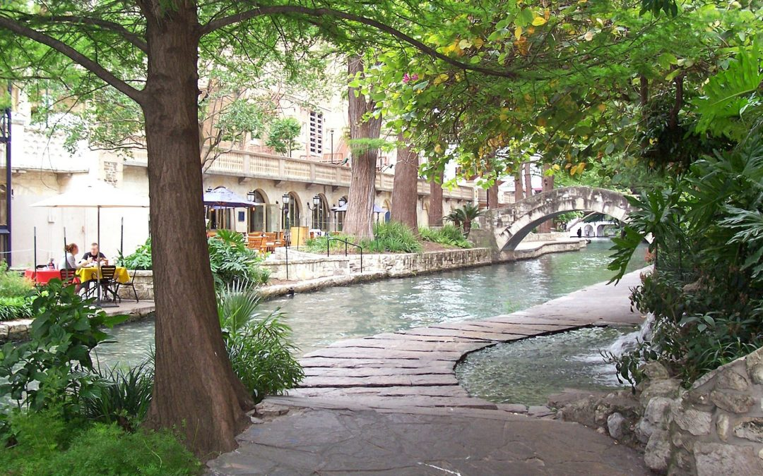 Serendipitous San Antonio
