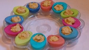 How to make deviled eggs