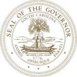 Seal of the Governor - gold