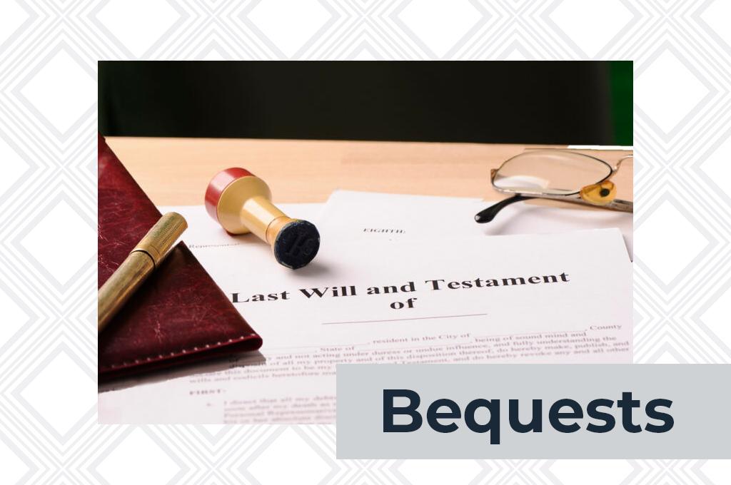 Bequests