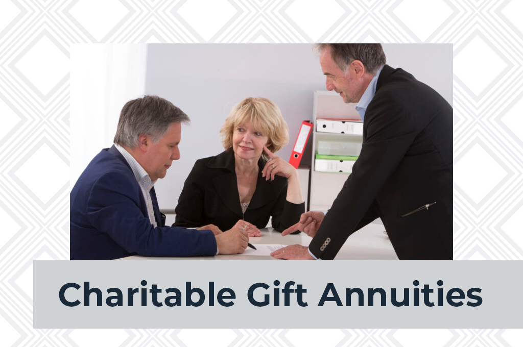Charitable Gift Annuities