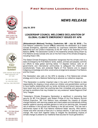 thumbnail of 07_24_2019_PressRelease_FNLC Global Climate Emergency1