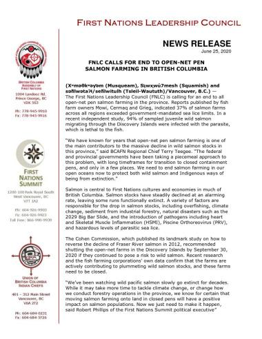 thumbnail of 06.25.2020 FNLC PR fish farms final