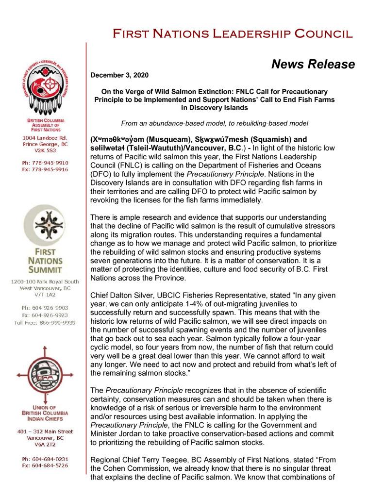 thumbnail of 2020Dec03-FNLC_PR_WildSalmon-PrecautionaryPrinciple