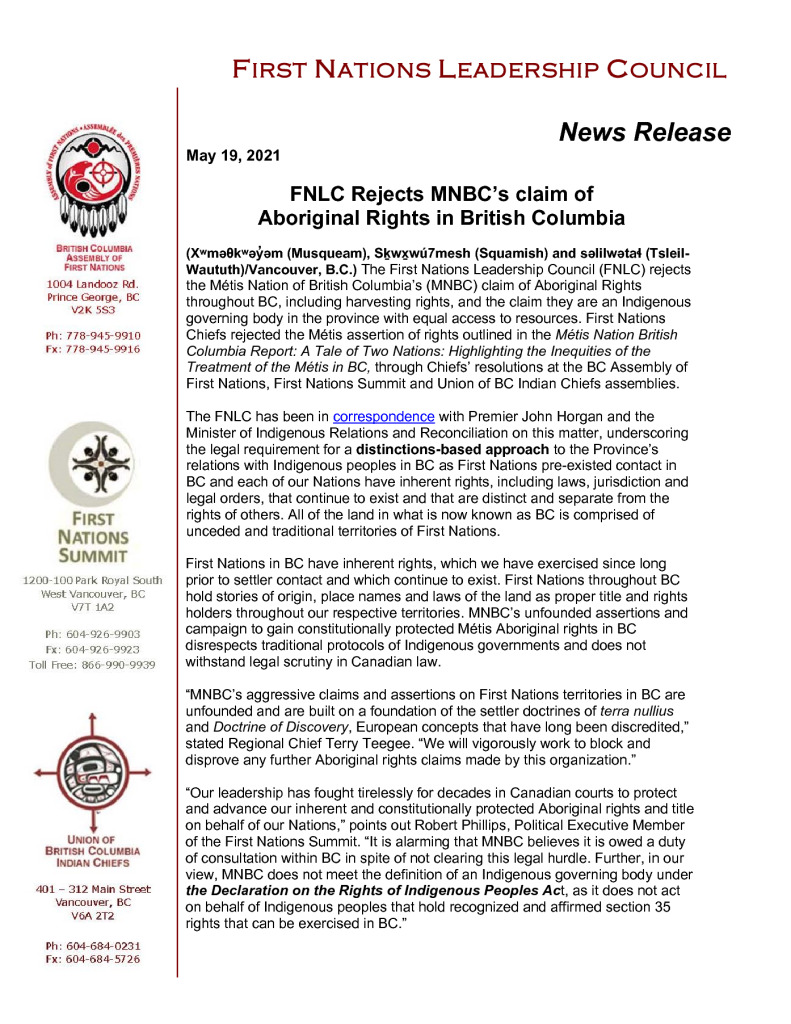thumbnail of 05.19.2021_FNLC Press Release re Metis (FINAL)