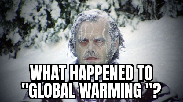 What happened to global warming - Energy News Beat