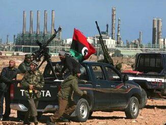 Libyan surge, slipping compliance push OPEC+ output up sharply in Dec: Platts survey