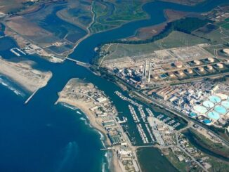 Moss Landing, Monterrey Bay, California, - EnergyNewsBeat.com