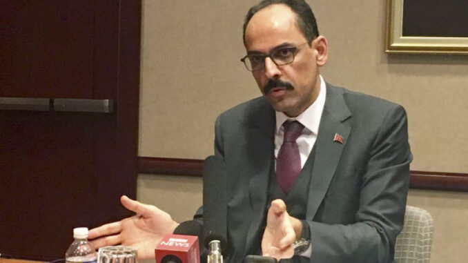 Turkey Seeks to Repair Ties With Arab World - Energy News Beat