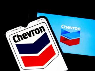 Chevron 4 - EnergyNewsBeat ENB