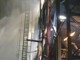 Fire breaks out after pipe malfunction at Haifa petrochemical plants
