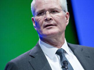 Darren Woods - Potographeer Andrew Harrer - Bloomberg - EnergyNewsBeat
