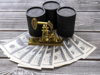 oil and money - King Operating