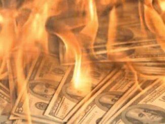 Burning Money - ENB