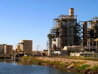 Californai Temporary - Natural Gas powerplants