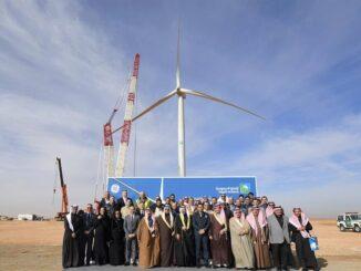 EDF-Masdar win 400MW Saudi Arabia project - ENB