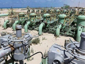 Lybia Oil - ENB