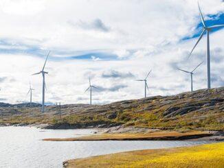 Norway wind - ENB
