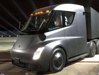 Tesla Truck - ENB