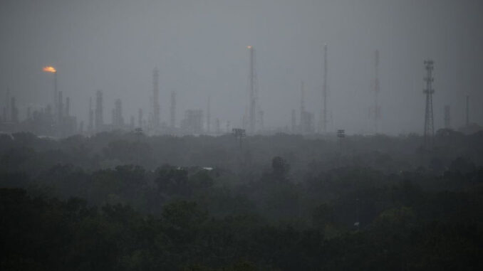 US Gulf Oil Producers - Shell Refinery
