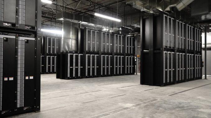 Server farm - ENB