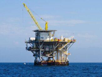 oil rig offshore - ENB