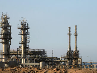 Israel - Egypt Plan new gas pipe that could boost Europe Supplies