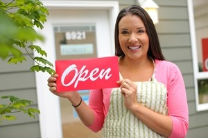 Entrepreneurs have to adopt the traits and habits of people who have already achieved small business success.