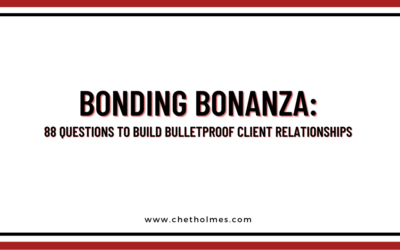 Keep Your Dream Buyers Forever: 88 Questions to Build Bulletproof Client Relationships