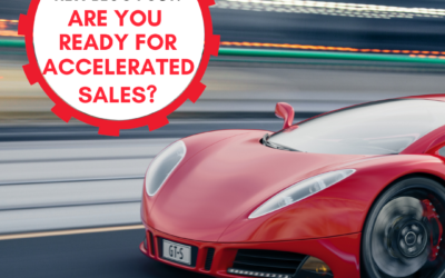 Are You Ready For Accelerated Growth?