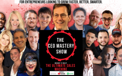 NEW CEO Mastery Podcast!
