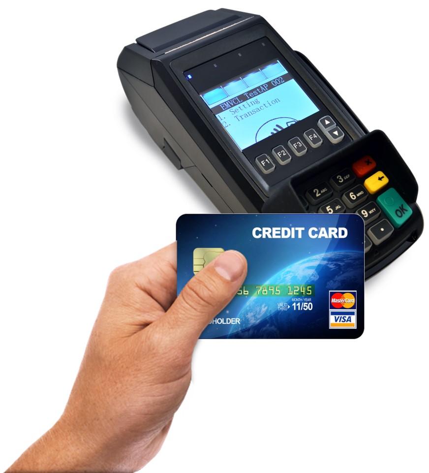 Card and Terminal