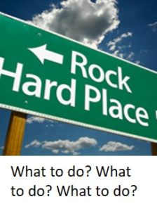 Rock and Hard Place
