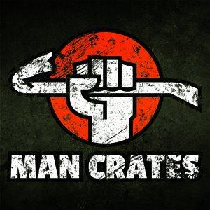 Man Crates -- logo