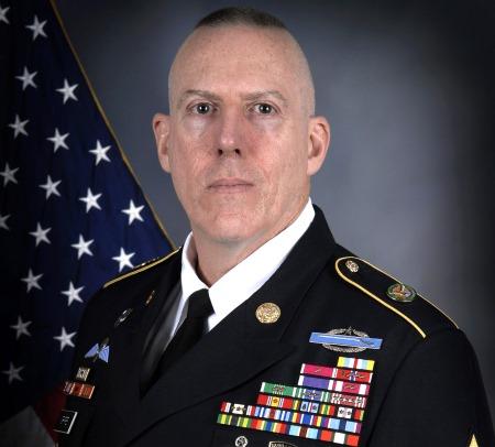 Frank Grippe (Command Sergeant Major)