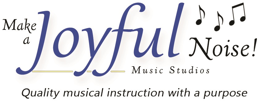 Make a Joyful Noise Music Studios - Quality musical instruction with a purpose