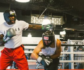 sparring dc