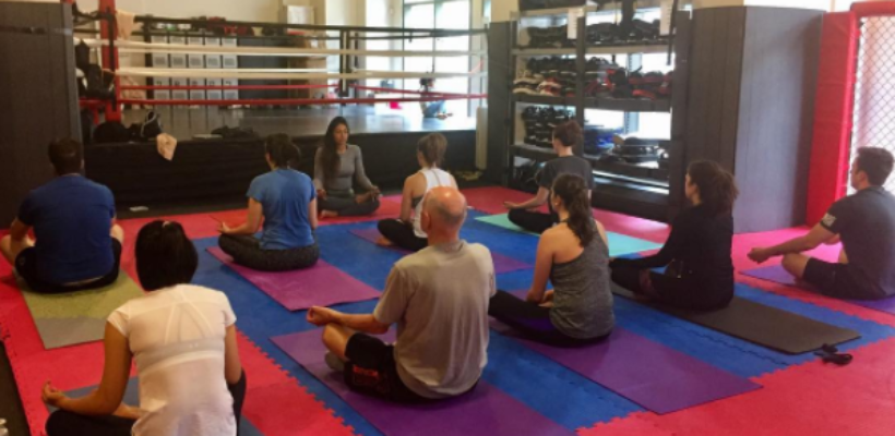 yoga for sports dc