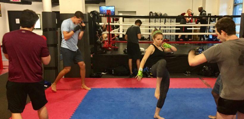 muay thai kick boxing dc