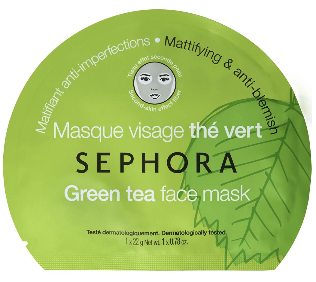 Sephora Green Tea Mask